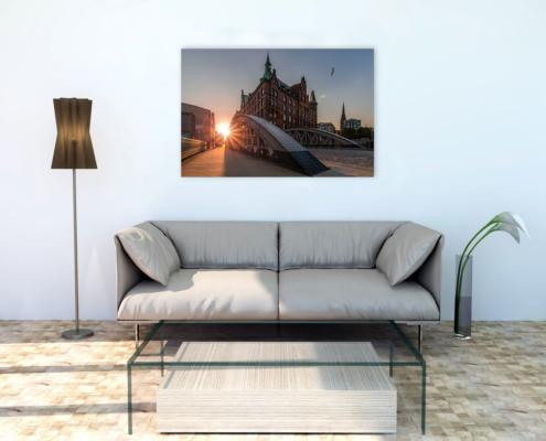 Pickhubenbrücke-Wandbild