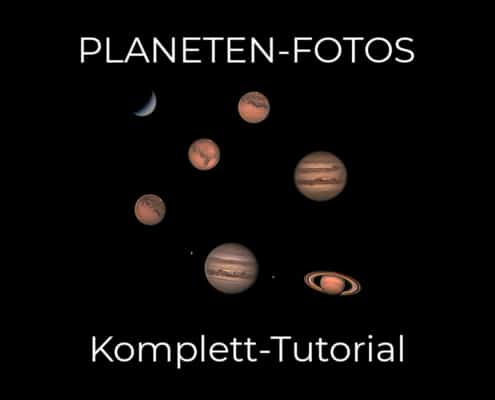Planetenfotografie-Tutorial